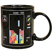 Tetris Heat Changing Mug
