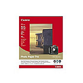 Canon SG-201 (20 x 25cm) 260gsm Semi-Gloss Photo Paper Plus (Pack of 20 Sheets)