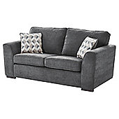 Boston 2.5 Seat Medium Sofa, Dark Grey