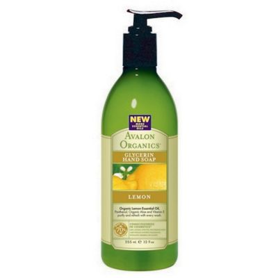 Lemon Hand Soap