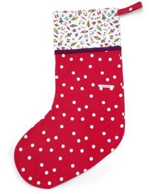 Mamas & Papas - Dotty About Christmas Stocking