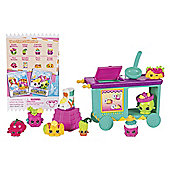 Shopkins Deluxe Packs - Mexican Vacation Collection