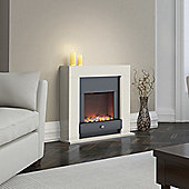 Chichester Ivory Fireplace Suite