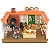 Sylvanian Family Brick Oven Bakery Playset