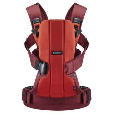 Baby Bjorn Baby Carrier We (Orange/Rust)