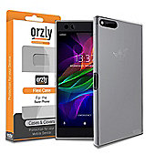 Orzly Razer Gaming SmartPhone Silicone Case - FROST