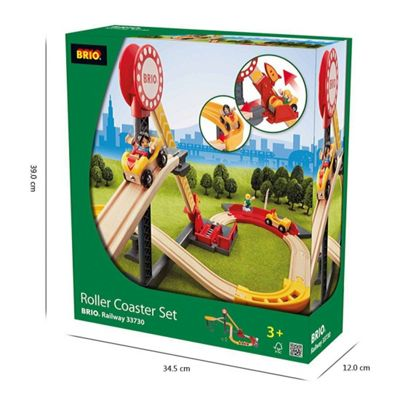 Roller Coaster Set - Construction