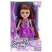 Sparkle Girlz Brunette Sparkle Tots Fairy