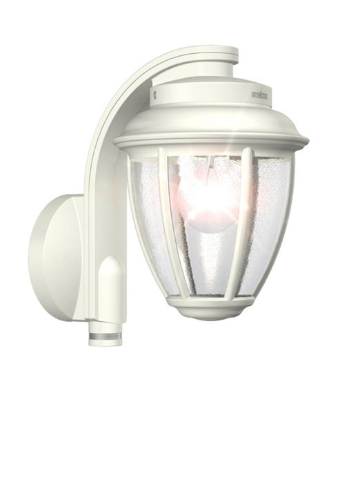 Steinel L746 White Wall mounted sensor light
