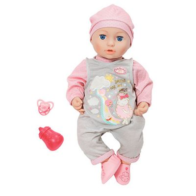 Baby Annabell Soft Doll - Mia