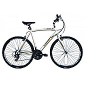 "Tiger Explorer 21 Speed 20"" Alloy 700c Hybrid Bike"
