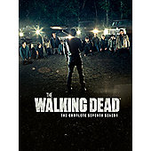 The Walking Dead Season 7 DVD