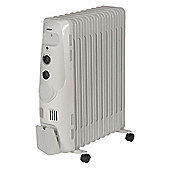 Igenix IG2650 2.5kW Oil Filled Radiator -Grey