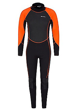 Mountain Warehouse Mens Full Wetsuit - Orange