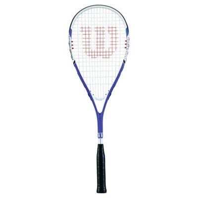 Wilson Hyper team 700 Squash Racket Blue