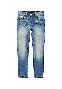 F&F Stretch Skinny Jeans - Light wash