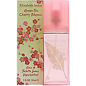 Elizabeth Arden Green Tea Cherry Blossom Eau de Toilette (EDT) 30ml Spray For Women