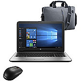 """HP 250 G6 - 1WY97EA#ABU - 15.6"""" Laptop Intel Core i3-6006U 4GB 500GB Windows 10 with Case"""