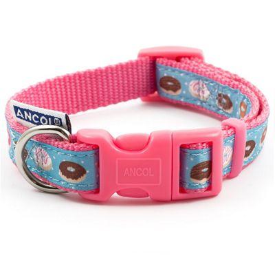 Ancol Pink Donut Collar - 1-2
