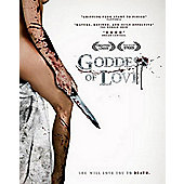 Goddess Of Love DVD