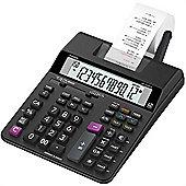 Casio HR-200RCE Desktop Printing Black calculator 12-Digits LC-Display 595g