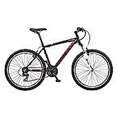 "Claud Butler Trailridge 1.2 Mens' 22"" Black All Terrain Bike"
