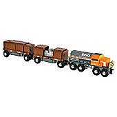 Brio wooden toy Boxcar Train