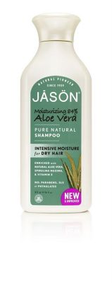 Jasons Natural Organic Aloe Vera 84% Shampoo 480ml