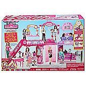 Barbie Malibu Mall with Dolls Playset