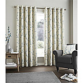 Fusion Hemsworth Duck Egg Curtains - Duck egg
