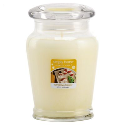 Yankee Candle Medium Jar Christmas Treats