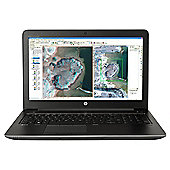 "HP ZBook 15 G3 Mobile Workstation 15.6"" Quad Core 32GB RAM 512GB SSD Windows 10 Pro Black"