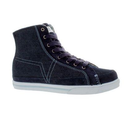Vans Lono Ombre Blue/Grey Mist/White Womens Shoe