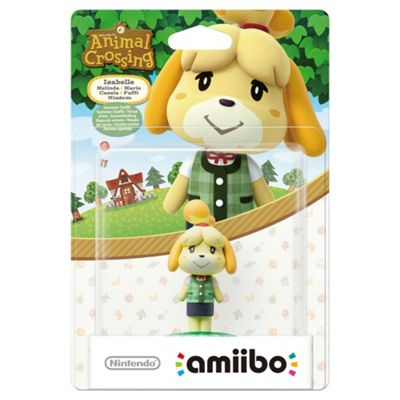 amiibo Isabelle (Summer Outfit) - Animal Crossing Collection