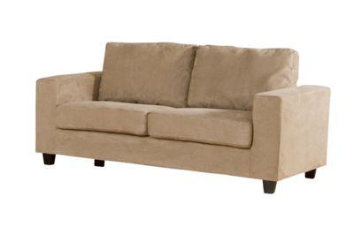 Sofa Collection Molina Sofa - 3 Seat Sofabed - Sand