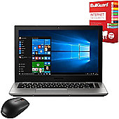 """Medion Akoya S3409 - 30021507 - 13.3"""" Laptop Intel Core i5 -7200U 8GB 256GB SSD Win 10 with Internet Security & Mouse"""