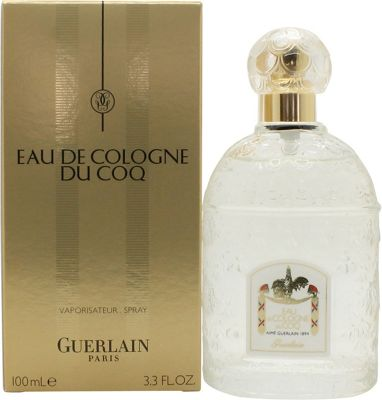 Guerlain Eau de Cologne du Coq Eau de Cologne 100ml Spray For Men