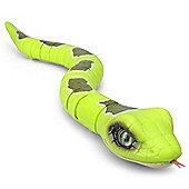 Robo Snake Green
