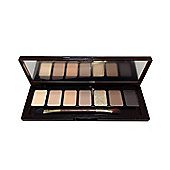 W7 Bronze Queen Fantasy Bronze 7 Colour Eyeshadow Palette