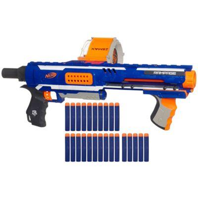 Nerf Gun N-Strike Elite Rampage Blaster