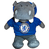 Chelsea FC Hippo Soft Toy