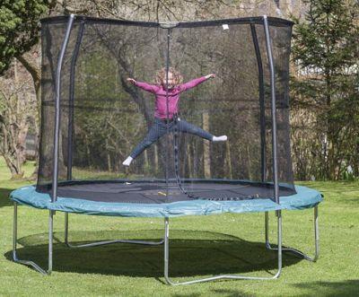 14ft jumpking premium trampoline