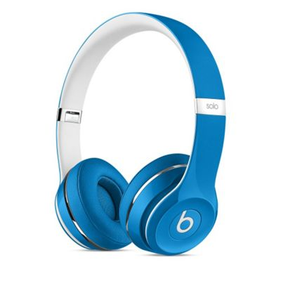 Beats by Dr. Dre Solo2 On-Ear Headphones (Luxe Edition) - Blue