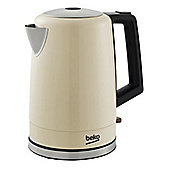 Beko-WKM7306C Traditional Victory Kettle with 1.7L Capacity in Cream