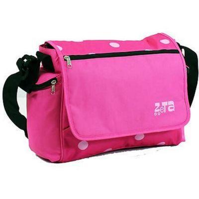 Zeta Changing Bag (Pink Dots)