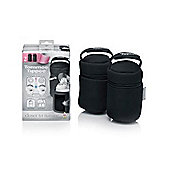 Tommee Tippee Insulated Bottle Carriers Pack of 2