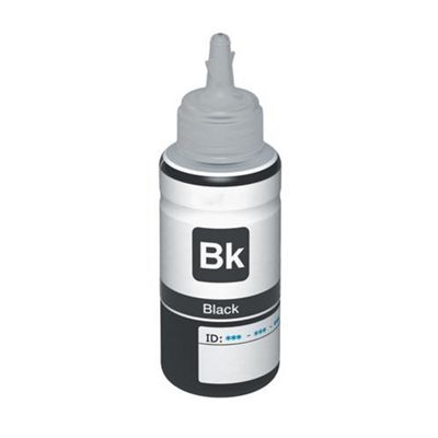Epson T6641 Black Replacement Ink Bottle (C13T664140)