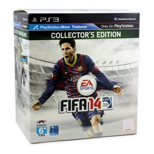 Fifa 14 Collector'S Edition (Ps3)