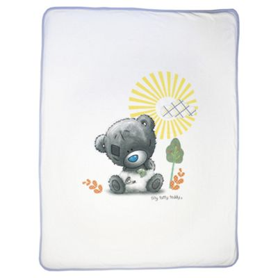 Tiny Tatty Teddy Blanket