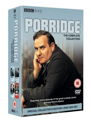 Porridge - Series 1-3 And Christmas Special (DVD Boxset)